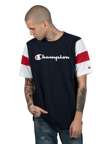 CHAMPION t-shirt 213644 BS505 μπλε