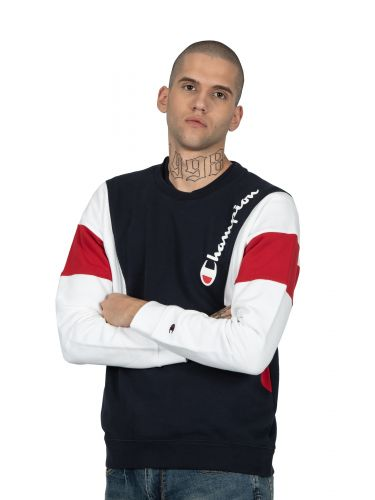 CHAMPION sweater 213640 BS545 blue