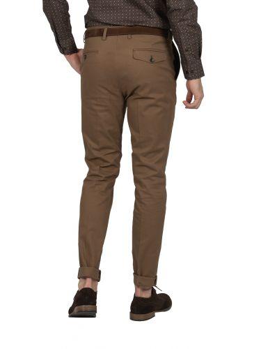 GUARDAROBA chino pants PPP-110/01 brown
