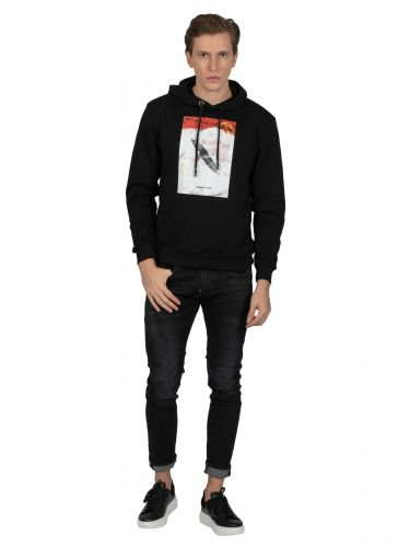MFN sweater AZZOUZ VIA19040FE W0148 black