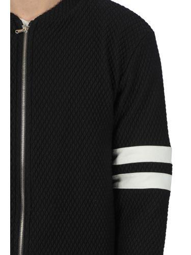 TAG jacket sweatshirt ETEOCLES TGMFW19104KA black