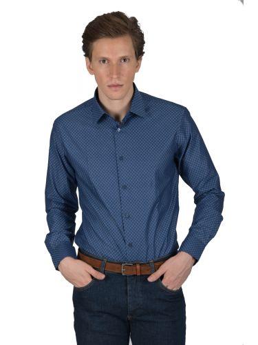 GUARDAROBA πουκάμισο PG-600/2813 μπλε