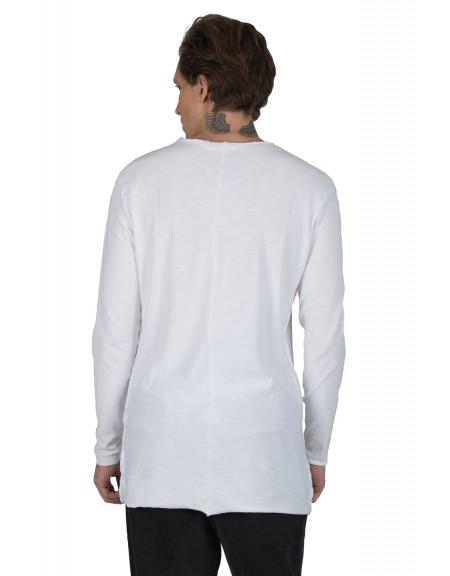 XAGON MAN μπλούζα J20009 λευκή