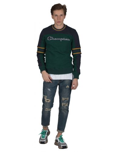 CHAMPION sweater 213420 GS502 green