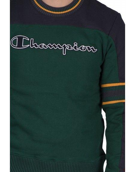 CHAMPION φούτερ 213420 GS502 πράσινο