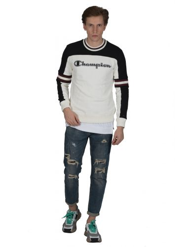 CHAMPION sweater 213420 WW002 white