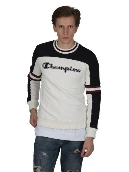 CHAMPION φούτερ 213420 WW002 λευκό