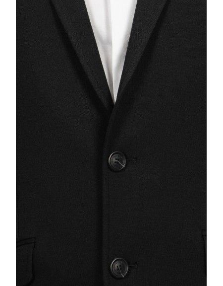GABBA σακάκι DAZE JERSEY P4434 μαύρο