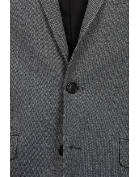 GABBA σακάκι DAZE JERSEY P4434 γκρι