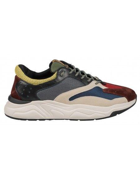 BRIMARTS sneakers 418798 SQ01 μπορντό