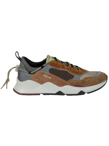 BRIMARTS sneakers 418198 SD07 καφέ