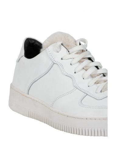 PER LA MODA sneakers AF5075 λευκό