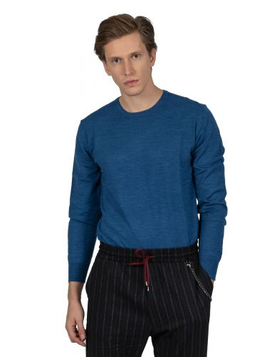 GIANNI LUPO μπλούζα GL32610B μπλε