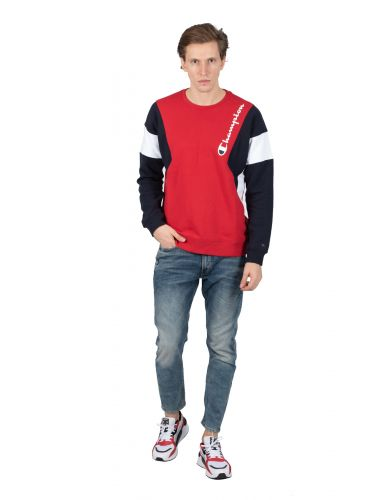 CHAMPION sweater 213640-RS053 red