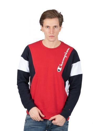 CHAMPION φούτερ 213640-RS053 κόκκινο