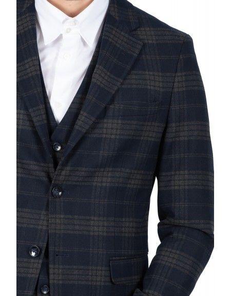 GUARDAROBA σακάκι SPG-504/01 μπλε μαριν