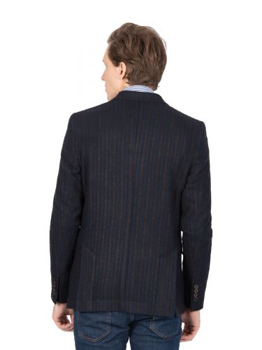 GUARDAROBA blazer SPF-501/02 blue marin