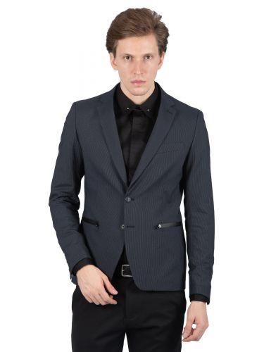 XAGON MAN σακάκι PE43ZI μπλε