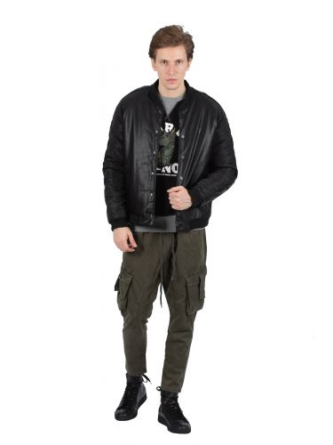 MFN jacket VIA19003GB W0148 black