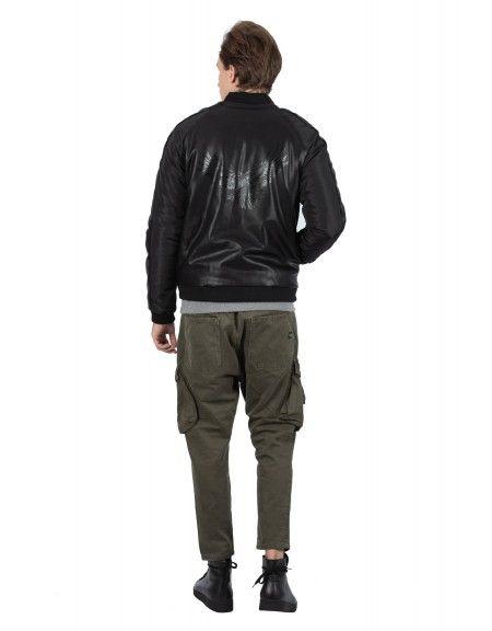 MFN jacket VIA19003GB W0148 black