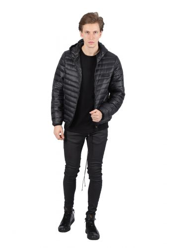 MFN jacket VIA19205GB W0148 black