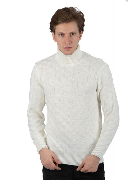 BESILENT MAN ζιβάγκο BSMA0318 off white