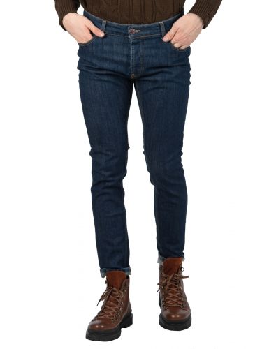 BESILENT MAN jean BSDE0001 blue