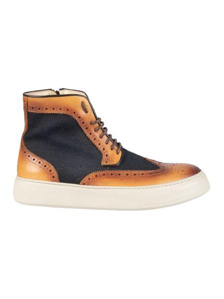PHILIPPE LANG boot 1803B/VIT/U27 brown