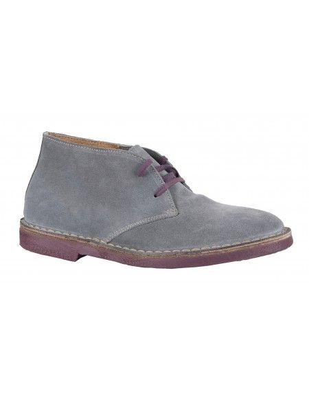 Wally Walker low boot Chukka 005 grey