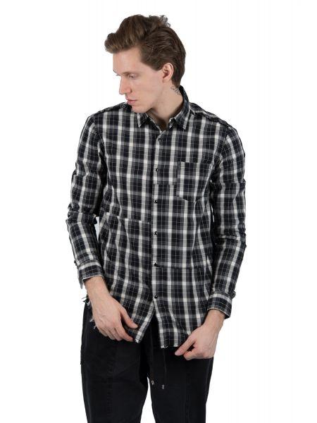 OUTCOME shirt OT232Z black