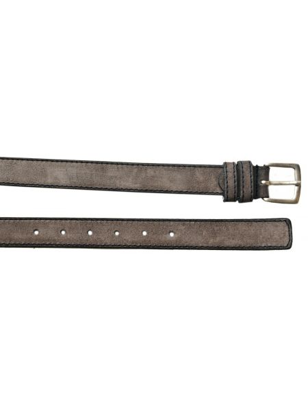 Gad suede belt S496/1 anthracite