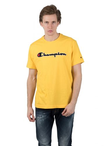 CHAMPION t-shirt 212946-YS001 yellow