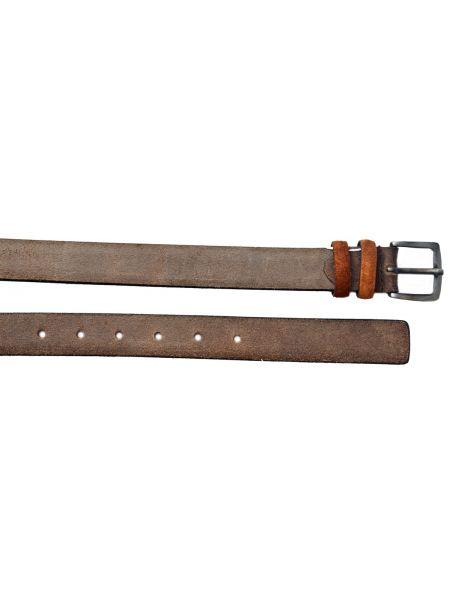 Gad suede belt s506/1 beige