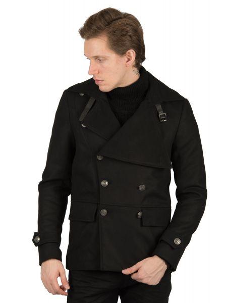 BESILENT MAN παλτό BSCT0030 μαύρο