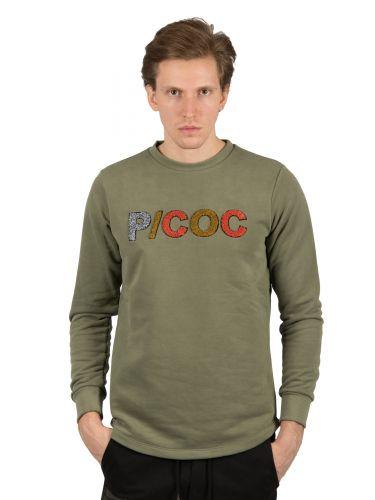 P/COC μπλούζα P917 λαδί