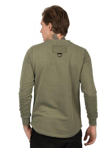 P/COC μπλούζα φούτερ P917 λαδί