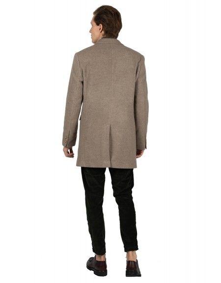 GUARDAROBA παλτό PCL-601/01 μπεζ