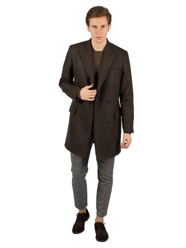 GUARDAROBA coat PST-600/02 brown
