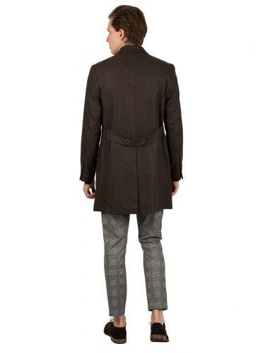 GUARDAROBA παλτό PST-600/02 καφέ