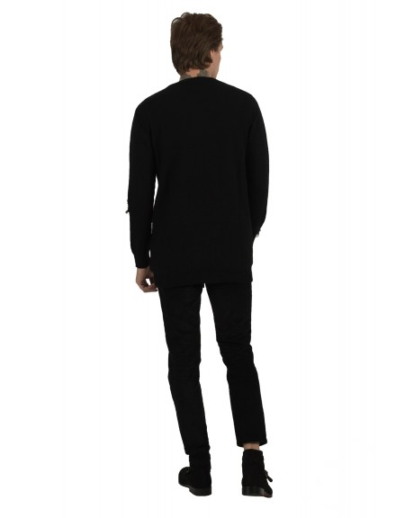XAGON MAN chino παντελόνι PZARRA μαύρο