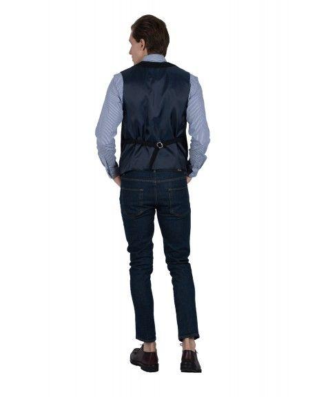 GUARDAROBA vest PGS-501/02 blue marin