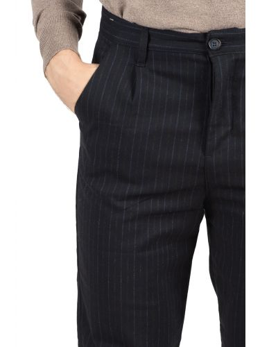 GIANNI LUPO chino παντελόνι GN21261 μπλε μαριν