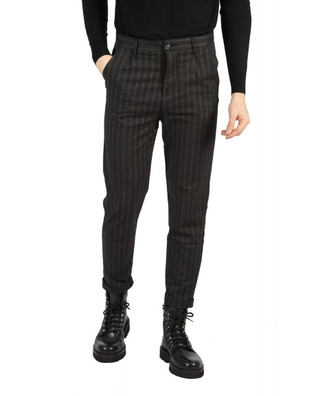 GIANNI LUPO chino pants GN21261 carbon