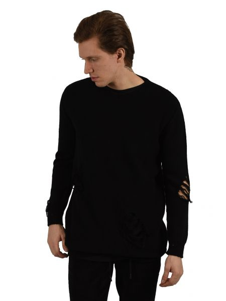 XAGON MAN sweater GAB478 black
