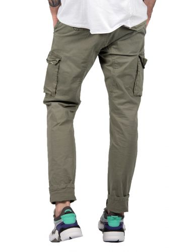 GIANNI LUPO cargo pants GL2363K green