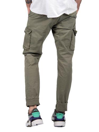 GIANNI LUPO cargo pants GL2363K green