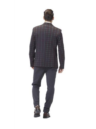 Vittorio Artist jacket IMOLA black-red-grey