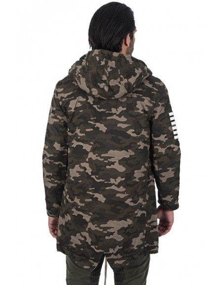 SIXTH JUNE jacket M3347COW variant
