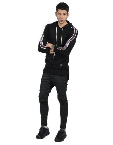 SIXTH JUNE sweater M3559CSW black