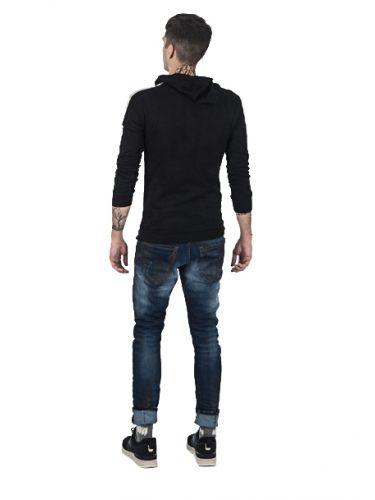 SIXTH JUNE sweater M3562CSW black